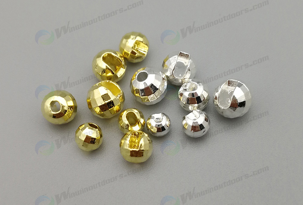 Faced Tungsten Bead