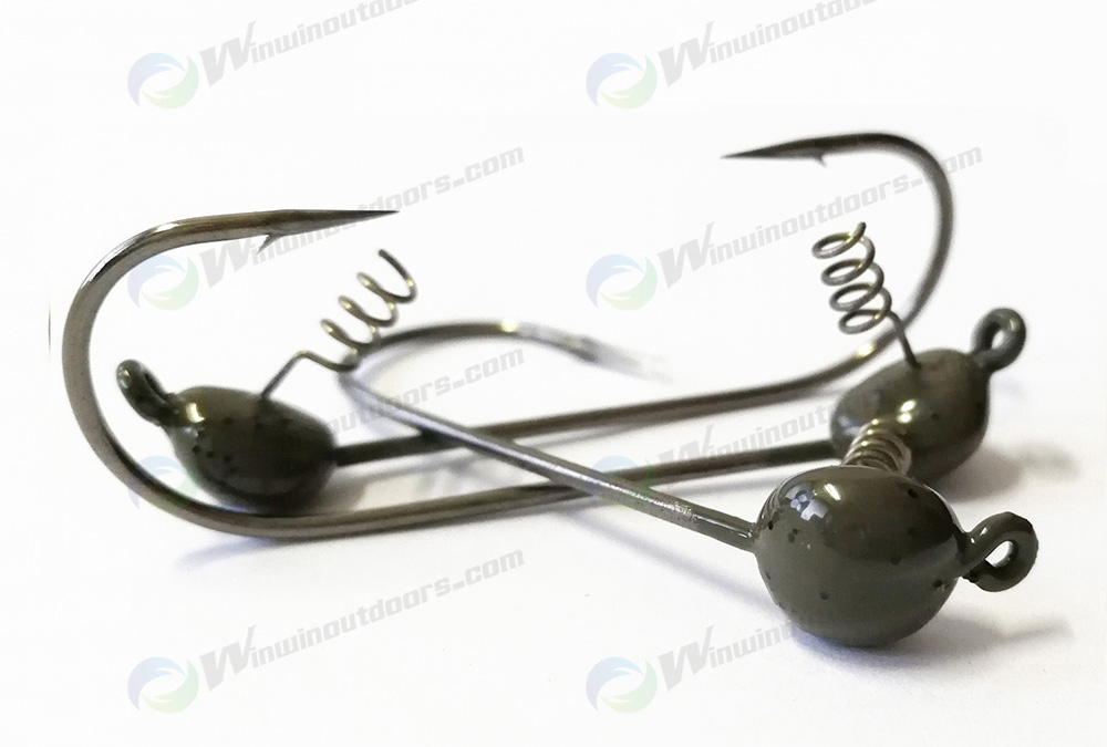 Tungsten Skaky Jig Head