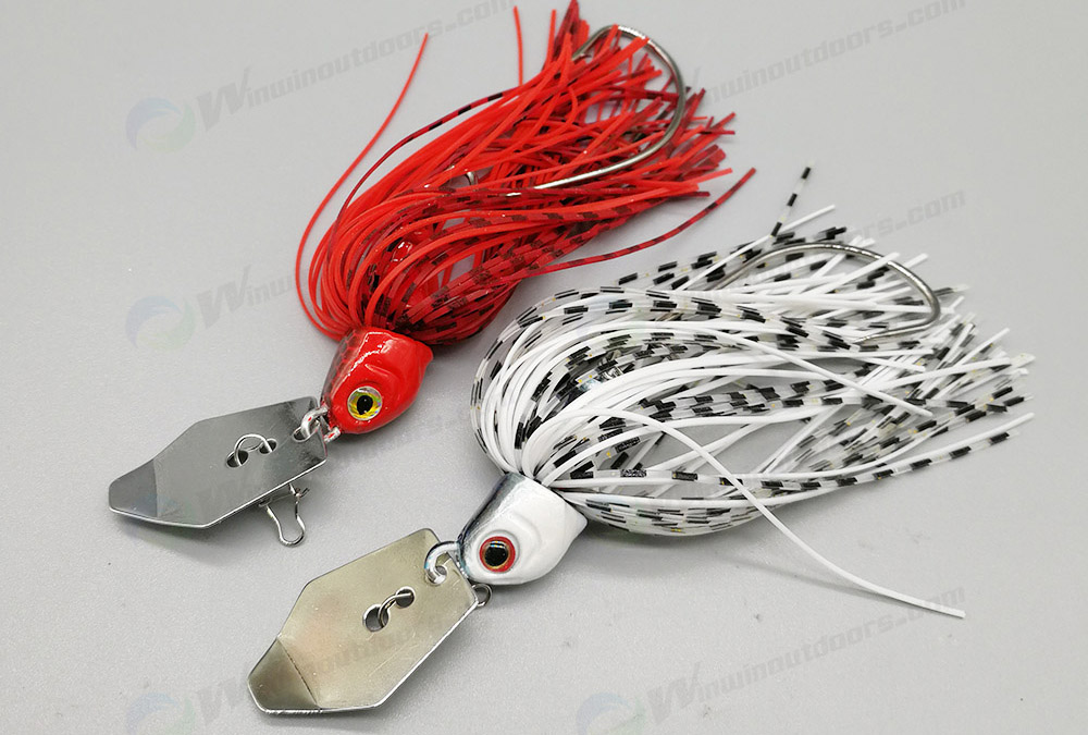 Skirted  lead Jig Head  3013